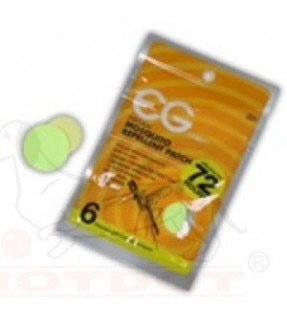 EG EGMP6 MOSQUITO PATCH (6PCS/PACK) 強力蚊貼(6個裝)