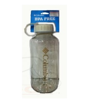 COLUMBIA LU0090 LOGO WATER BOTTLE 1000ML 水樽