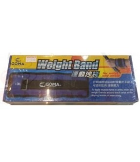 GOMA F3-3P 3LB WRIST/ANKLE WEIGHT BAND 三磅砂袋手腳帶