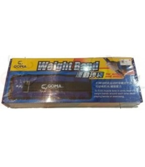 GOMA F3-5P 5LB WRIST/ANKLE WEIGHT BAND 五磅砂袋手腳帶