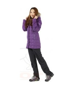 CAINU S4WDJ4506 WOMEN'S LONG DOWN JACKET