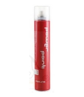 FEELING POWER POINT HAIR SPRAY 400ML 造型噴髮膠