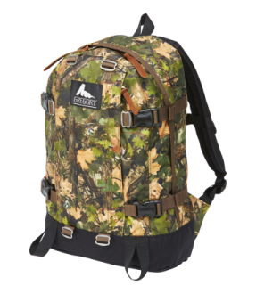 GREGORY 65192-0483/74856 ALL DAY PACK/COTTONWOOD CAMO