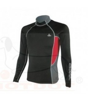 GOMA 10S-A5K57M/XS MEN'S TOP WET SUIT 成人長袖保暖潛水衣服