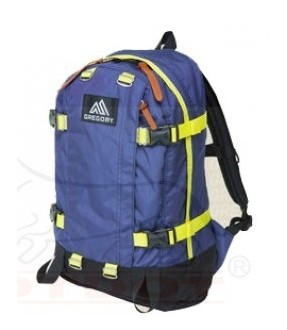 GREGORY 65190-4870 ALL DAY PACK/SLATE BLUE X SUN FLOWER