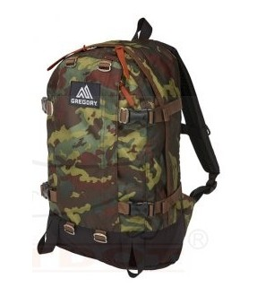 GREGORY 65877-4631/75597 ALL DAY PACK/DEEP FOREST CAMO