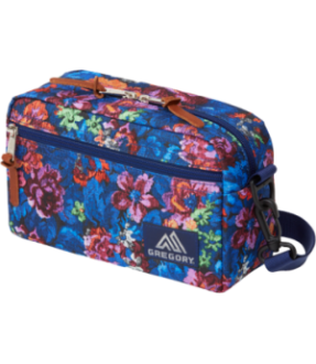 GREGORY 65388-6326 PADDED SHOULDER POUCH M/LUMINOUS TAPESTRU