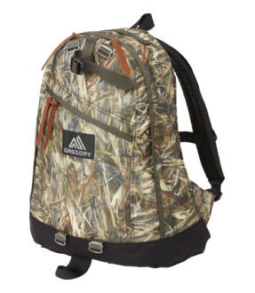 GREGORY 65163-6327 DAY PACK/DRY CAMO