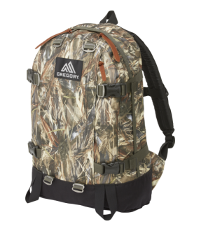 GREGORY 65190-6327 ALL DAY PACK/DRY CAMO
