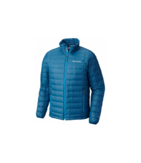 COLUMBIA 1698363 MEN'S VOODOO FALLS 590 TURBDOWN JACKET