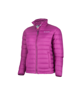 COLUMBIA 1743102 WOMEN'S SISTER BROOK DOWN JACKET