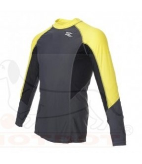 NIKKO NM4174001 MEN'S RASH GUARD